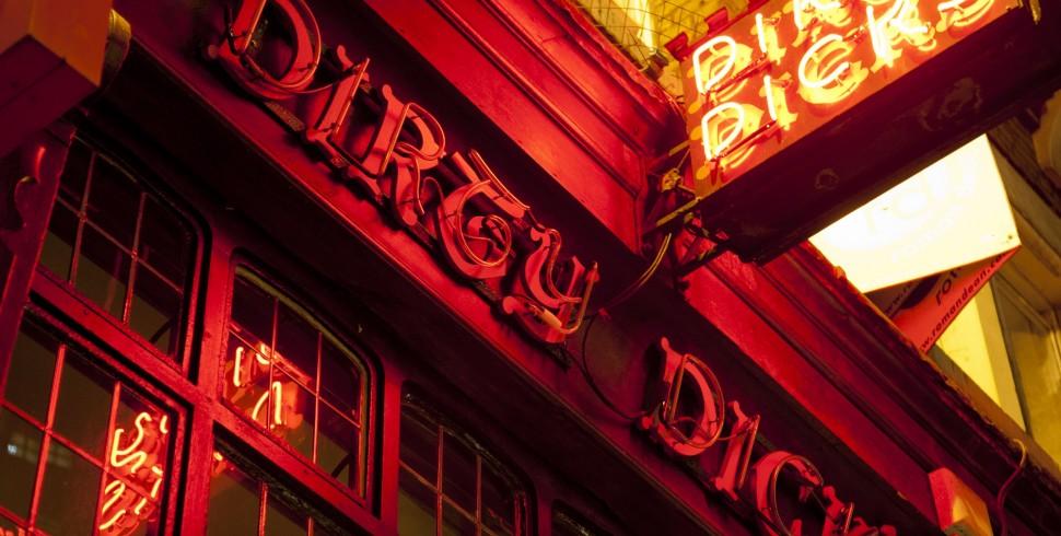 Piwo, Holmes i tajemnice Londynu